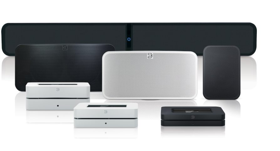 Bluesound_Gen2i_Family_with_Soundbar